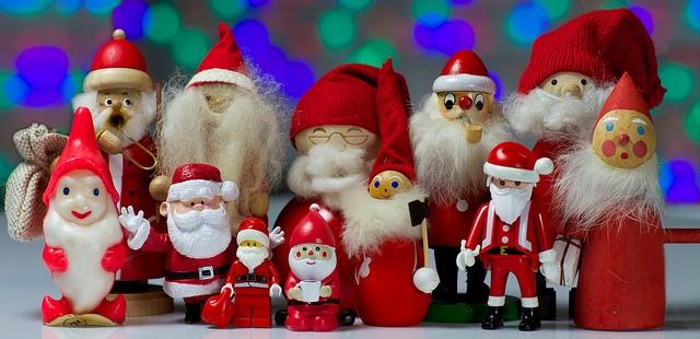 Μαμά υπάρχει ο Άγιος Βασίλης;