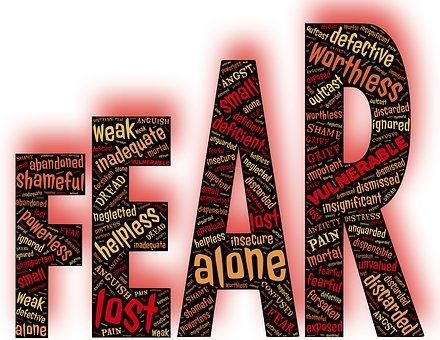 Φοβίες και είδη φοβιών