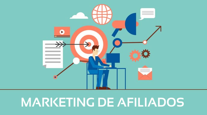marketing de afiliados na web
