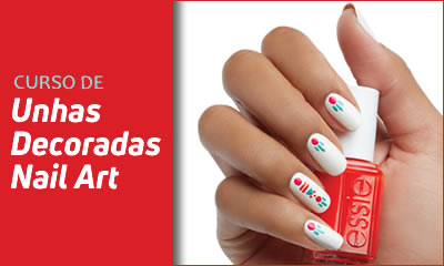 Curso de Unhas Decoradas Nail Art