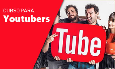 Curso para Youtubers, Online