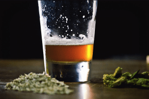 Alcohol, Beer and Marijuana