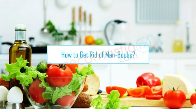 Foods to eat to cure Gynecomastia
