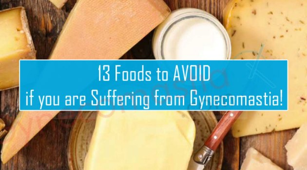 Worst Foods To Avoid To Cure Gynecomastia