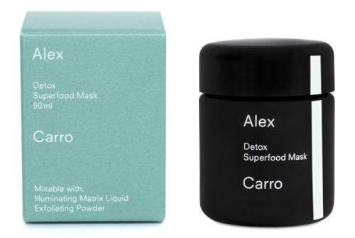 recensioni beauty eco coscienziose Superfood Detox Mask Alex carro