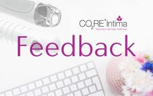 CO2RE Intima Vaginallaser Erfahrungsbericht Patientenstimmen Testimonial Elnaz Haji Loueian Gynpraxis Mitte