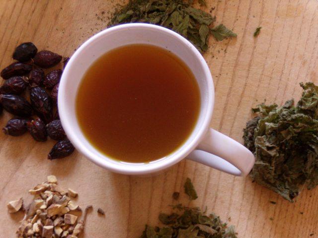 melengető őszi tea