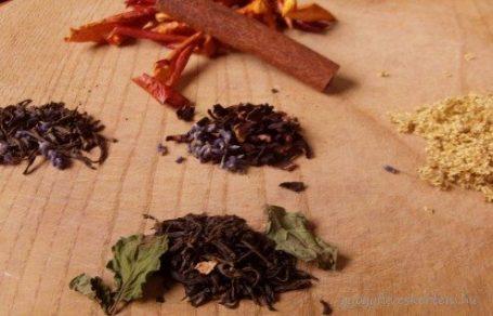 gyógynövényes teakeverékek minden alakalomra