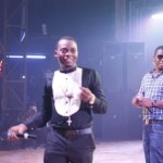 PHOTONEWS: Olamide and Sir Shina Peter Thrilled Fans at Felabration 2013