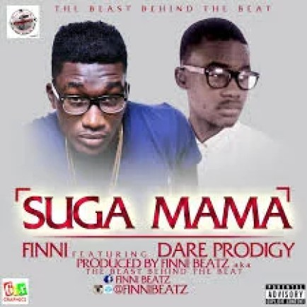 Finni — Sugar Mama Ft Dare Prodigy Cover Art