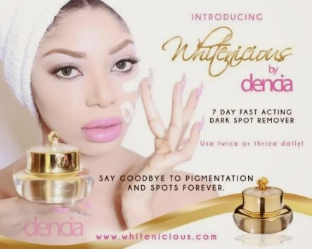 Dencia Whitenicious Cream 00