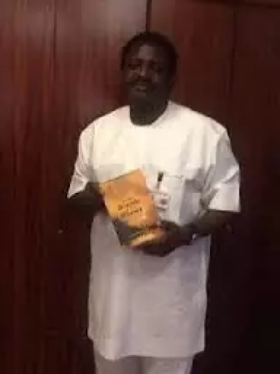Femi Adeshina Endorse Ifeoluwapo Adeniyi Novel Book '' On the Bank of the River ''