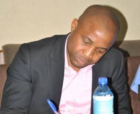 Noted Splash FM Presenter & Broadcaster Edmund Obilo