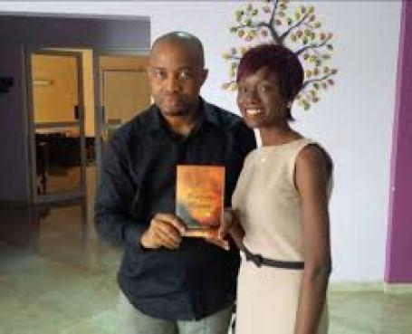 Splash FM presenter Edmund Obilo Endorse Ifeoluwapo Adeniyi Novel Book ' On the Bank of the River ''