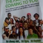 D'banj, PSquare, Wizkid, Flavour, Wande Coal, Burna Boy, MI and Others for Glo Slide & Bounce in Ibadan