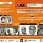 Sen Bukola Saraki, Raji Fashola , Dele Momodu, Tolu Ogunlesi, Mo Abudu and Others Headline for RISE Networks Youth Forum 2015