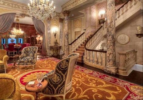 Aliko Dangote $300M Mansion House 01