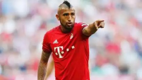 Vidal is the most expensive Bayern Munich player (Omnisports)