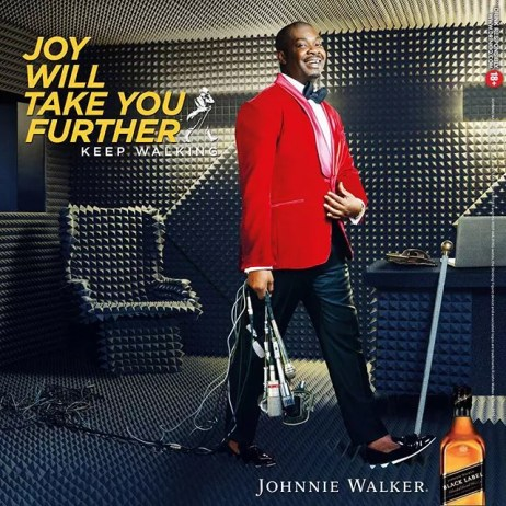 Don Jazzy Becomes Johnnie Walker's Joy Campaign Brand Ambassador