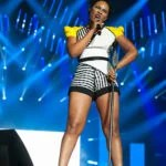 "Yemi Alade Rocks Wembley Arena With Live Performance of "" Duro Timi "" in London"