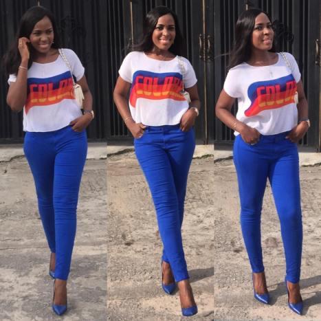 Celebrity Gossip Blogger Linda Ikeji