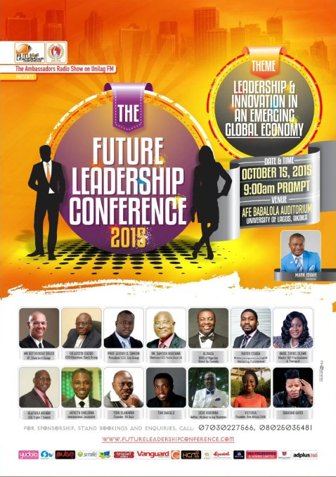 Future Leadership Conference 2015