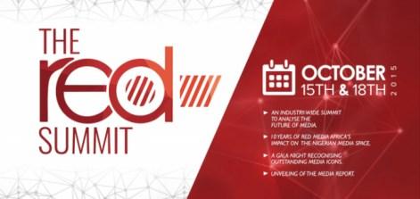 Red Media Summit 2015