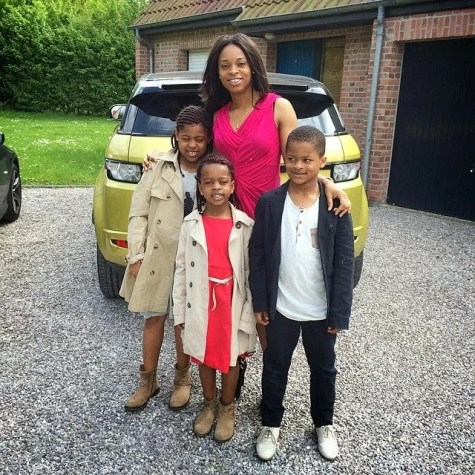 Vincent Enyeama Wife and Children