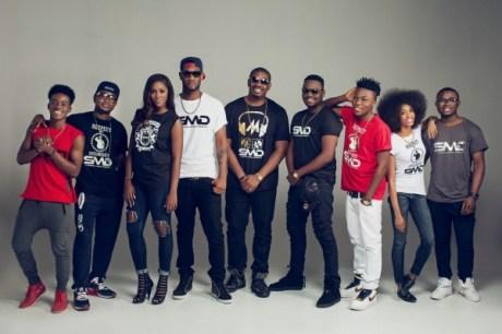 Mavin Records Crew
