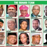 #TheList : Top 5 Biggest Portfolios from President Buhari's Ministers