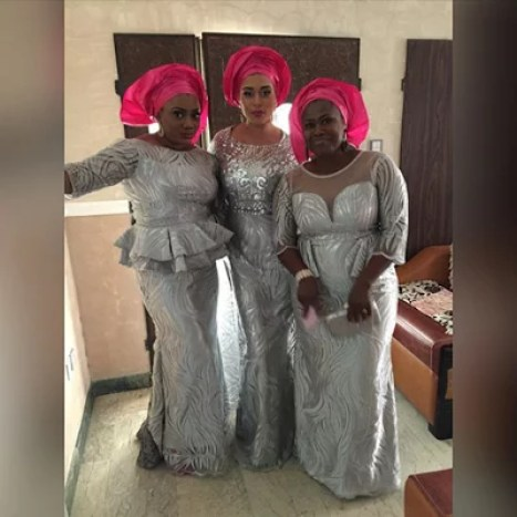 Ubi Franklin & Lilian Esoro White Wedding Photos 26
