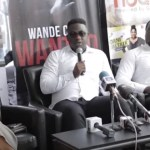 Music Star Wande Coal Signs Partnership Deal With GTBank