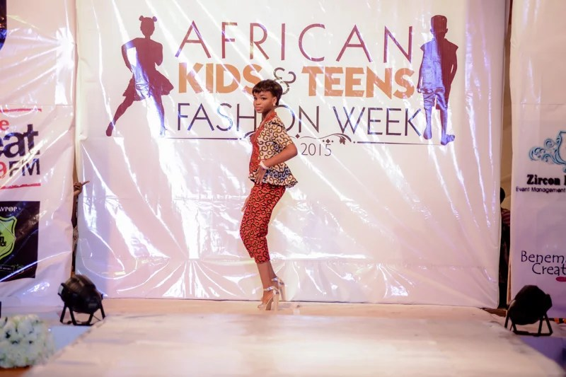 African Kids and Teens Fashion Week 2015 05