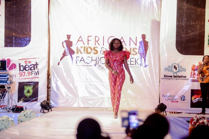 African Kids and Teens Fashion Week 2015 10