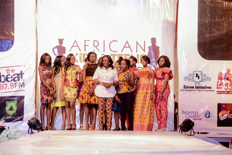 African Kids and Teens Fashion Week 2015 12