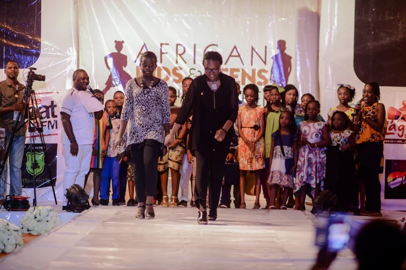 African Kids and Teens Fashion Week 2015 17