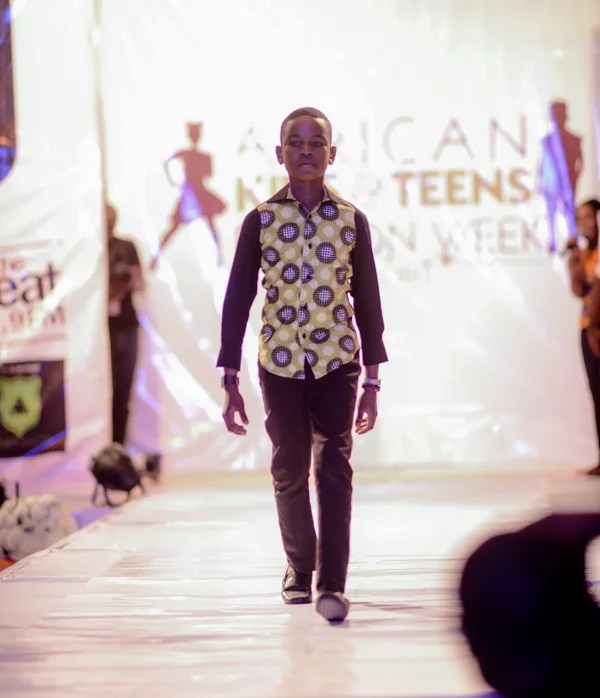 African Kids and Teens Fashion Week 2015 21