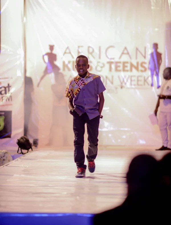 African Kids and Teens Fashion Week 2015 28