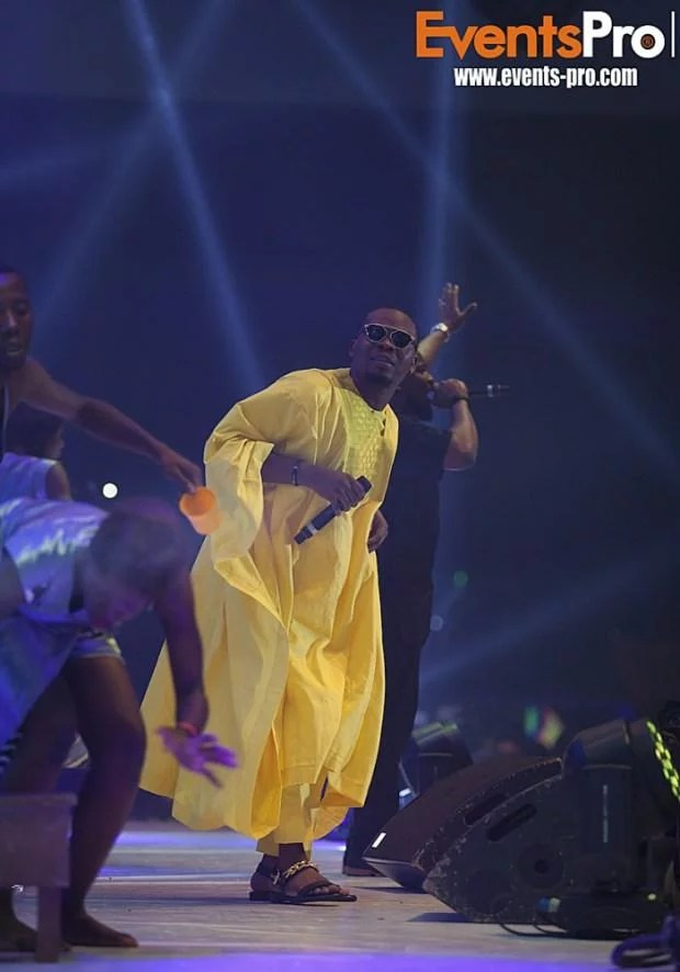 Olamide Live in Concert 2
