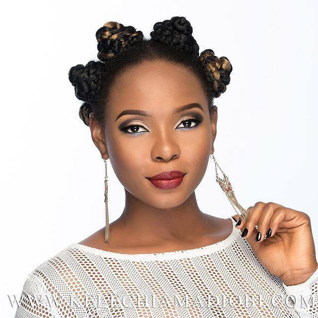 Yemi Alade by Kelechi Amadiobi