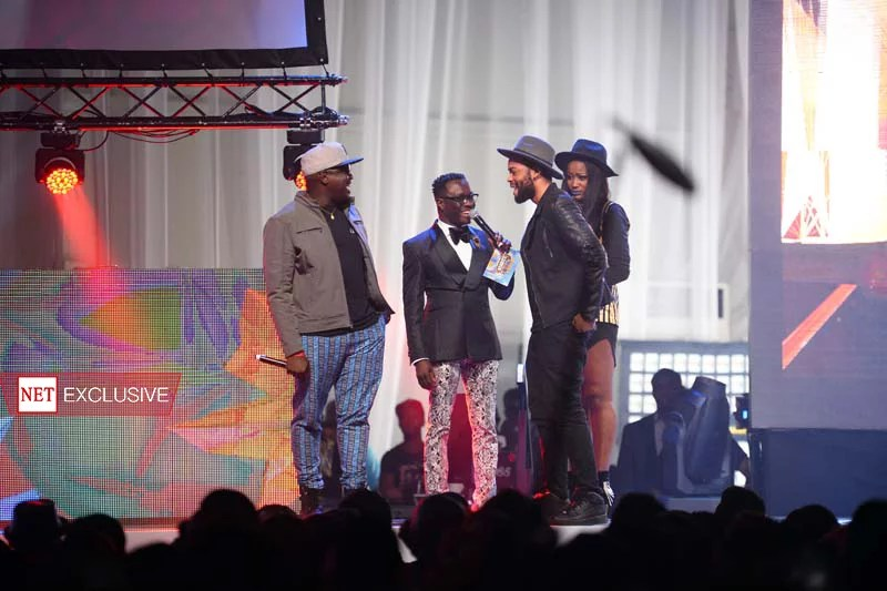 Photo from The Headies Awards 2015 11