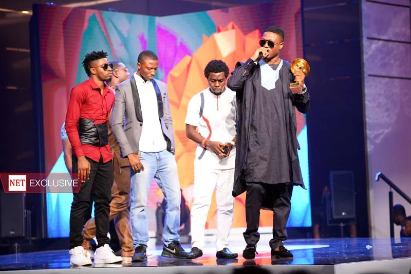 Photo from The Headies Awards 2015 16