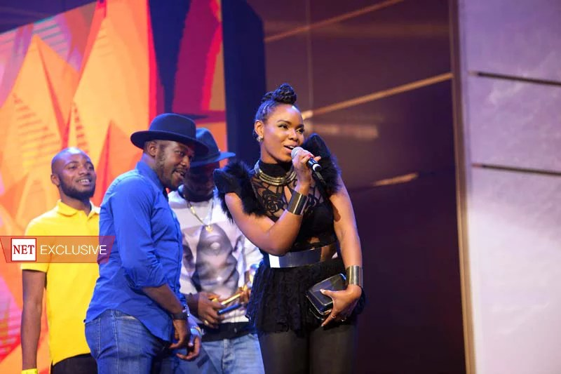 Photo from The Headies Awards 2015 27