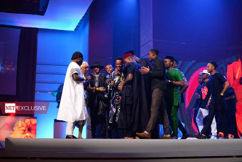 Photo from The Headies Awards 2015 54