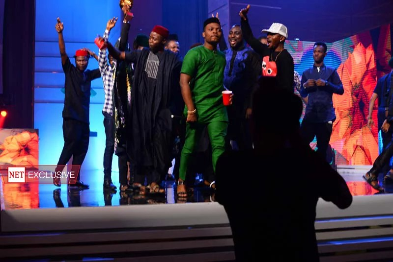 Photo from The Headies Awards 2015