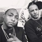 Monster Collaboration Alert: Music Star Davido and American Rapper TI are Working on New Song