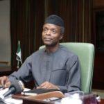 Vice-President Osinbajo Becomes Acting President As Buhari Embark on Short Vacation