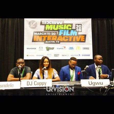 DJ Cuppy, Michael Ugwu & NotJustOk 00