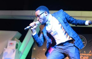 D'banj turned NECLive4 into a concert