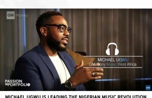 Michael Ugwu on CNN